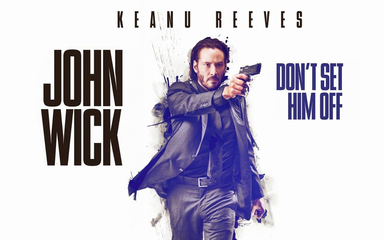 John wick - Keanu Reeves 2015 Image
